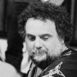 """Alessandro """"Pacho"""" Rossi alle percussioni"""