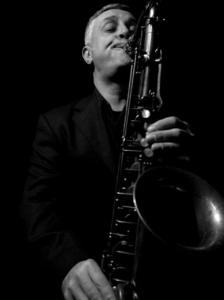 Maurizio Gianmarco al sassofono