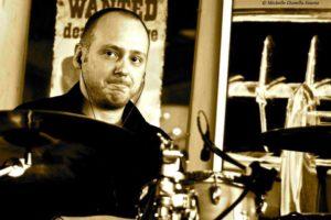 Marco Andrighetto batterista