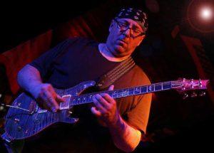 Andrea Braido chitarrista
